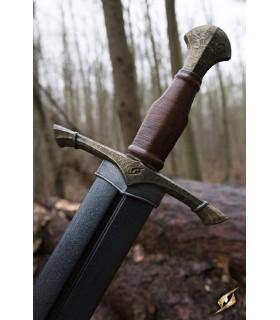 Espada medieval Ranger látex, 105 cms.