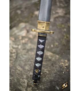 Espada Japonesa Nodachi en látex, 140 cms.