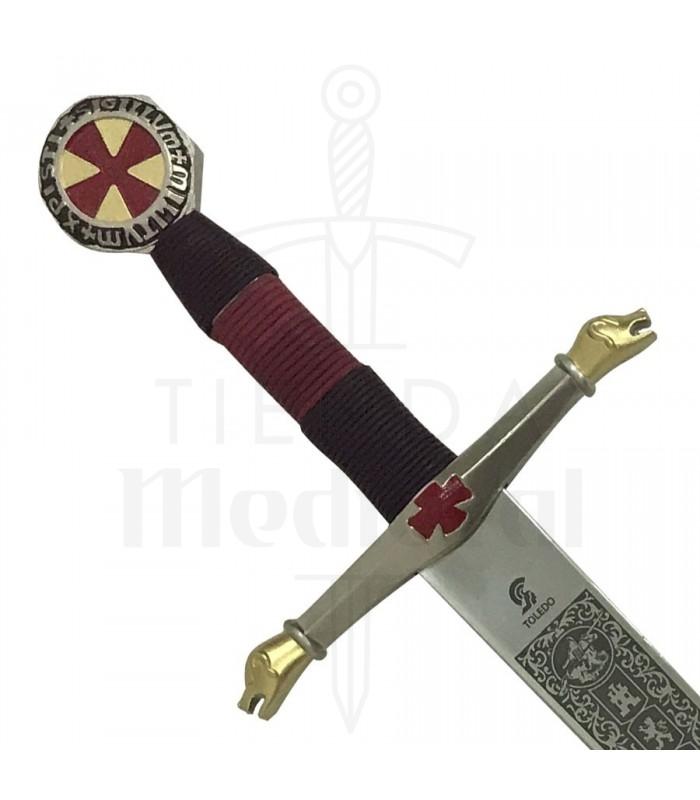 Espada Caballeros del Cielo, Cadete (75 cms.)