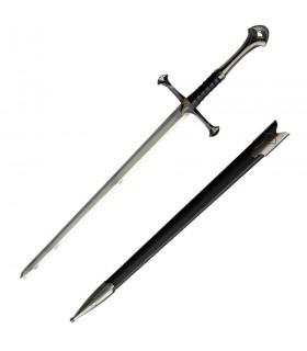 fantastisches Schwert mit Scheide (104 cm.)