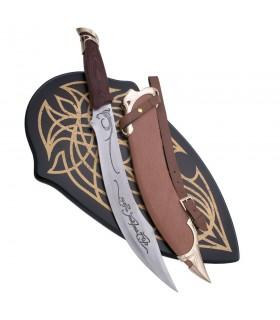 Elf Messerscheide und Unterstützung