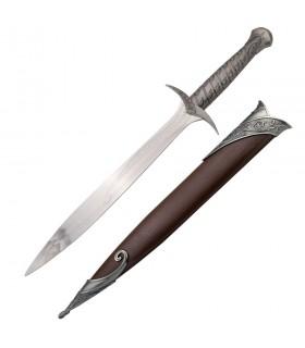 Cuchillo fantástico, largo 66 cms.