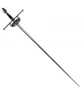 Espada concha Renacimiento funcional