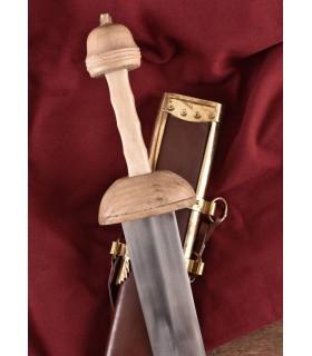 Gladius Pompeya con vaina y cinturón