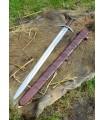 Espada San Maurice de Turín con vaina