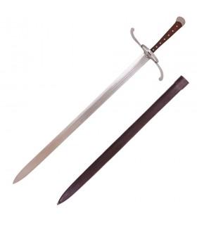 Espada medieval alemana, año 1510