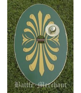 Escudo Romano Parma de Caballería