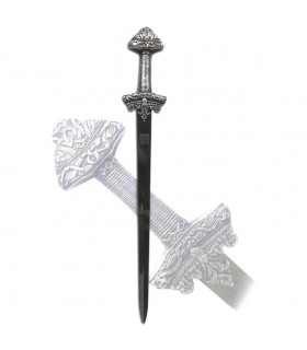 Abrecartas Espada Vikinga, 26 cms.