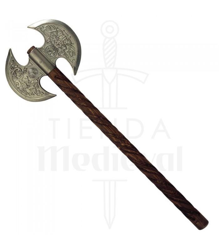 Hacha Vikinga, 60 cms.
