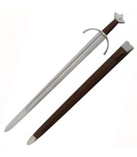 Espada vikinga Cawook S. XI