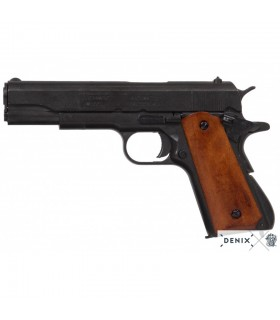 Pistola automática M1911 negra, USA, 1911