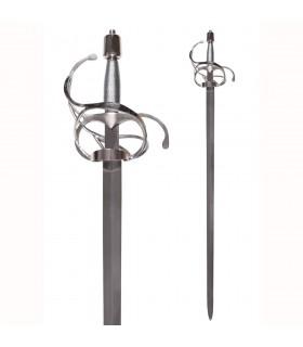 Rapier Schwert mit breitblättrigen