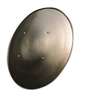 Escudo abovedado funcional, 58 cms.