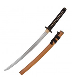 Iaito wakizashi John Lee Red Wood