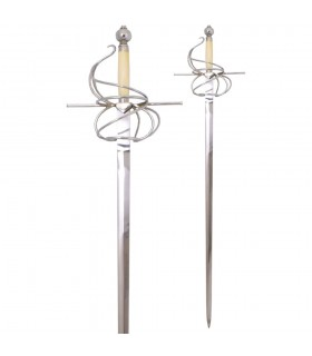 Italienisch Rapier Schwert, S. XVII