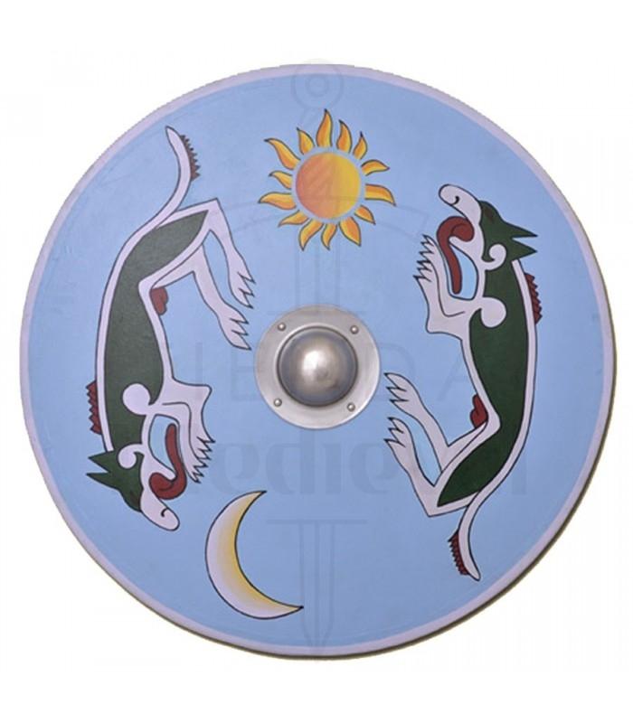 AAR PERISNO Escudo-vikingo-managarm-y-skoell