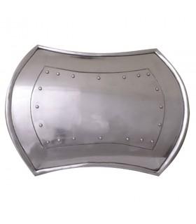 Escudo rectangular de brazo