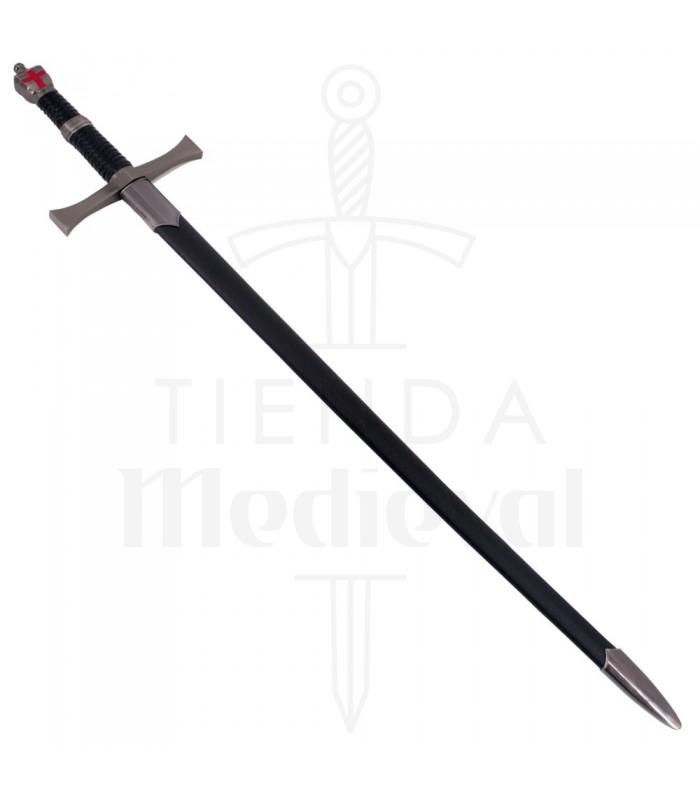 Espadín Cruz Templaria