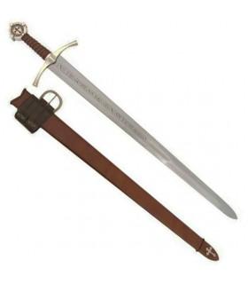 Accolade Tempelritter Schwert