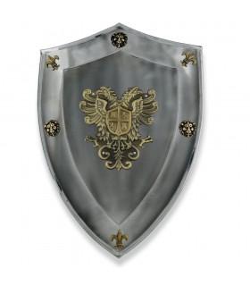 Escudo Rústico Carlos V