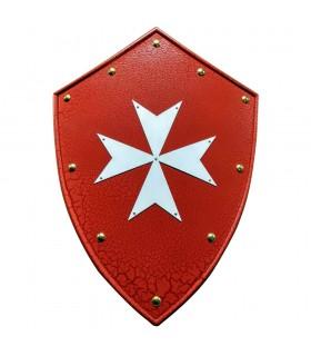Escudo Cruz Caballeros de Malta