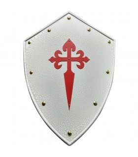 Escudo Cruz Caballeros de Santiago