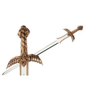 Espada de los Bárbaros en Bronce