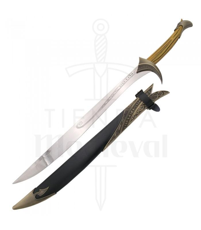 Espada Fantástica con vaina (75 cms.)
