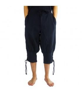 Pantalón Vikingo rodilla negro