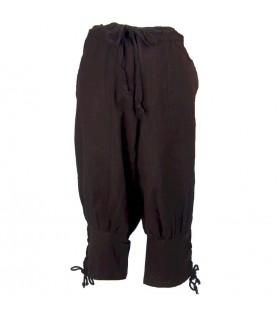 Pantalón Vikingo rodilla marrón