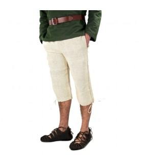 Pantalón Vikingo rodilla Cañamo