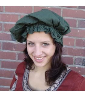 Cofia mesonera medieval