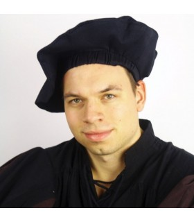 Gorro renacentista algodón