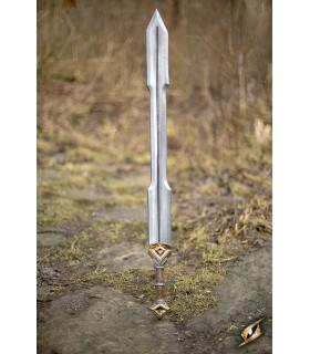 Espada LARP de los enanos