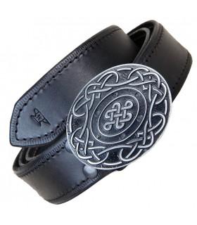Cinturón Celta en cuero