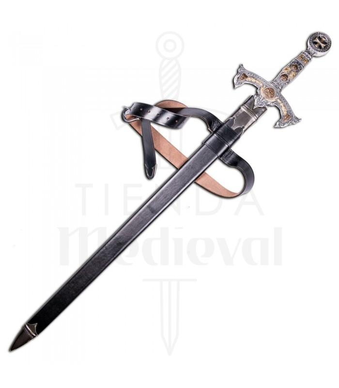 Vaina para la espada Templaria de Marto