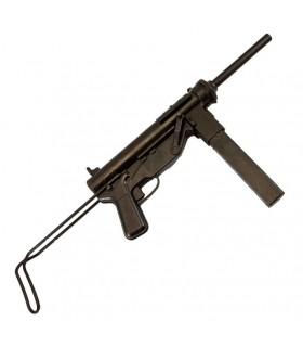 Ametralladora M3 Grease Gun USA Segunda Guerra Mundial
