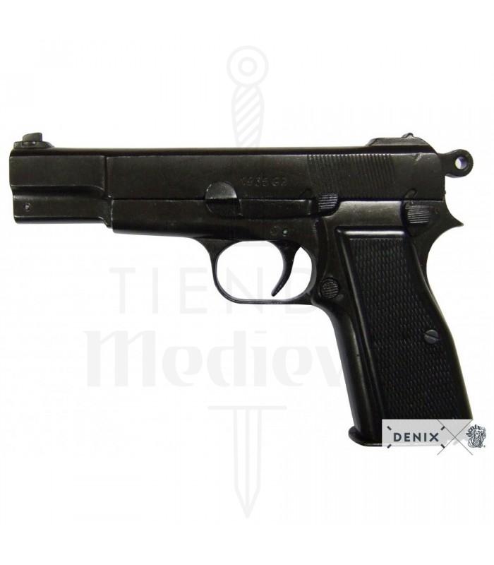 Pistola HP o GP35, Bélgica 1935