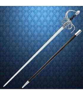 Espada Rapiera Brademburgo, siglo XVII