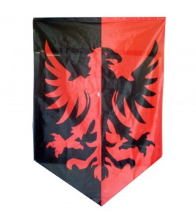 Estandarte medieval águila (150x100 cms.)