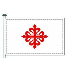 Bandera Orden de Calatrava