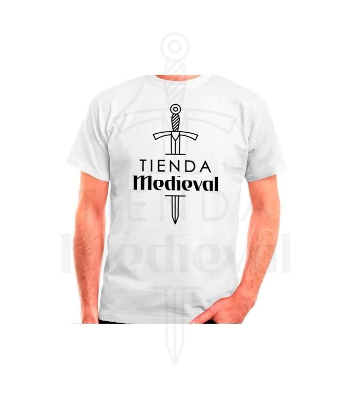 Camiseta Blanca de Tienda-Medieval