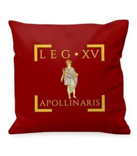 Cojín Romano Legio XV Apollinaris