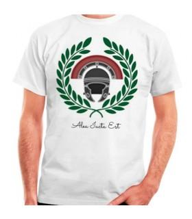 Camiseta Centurión Romano, manga corta