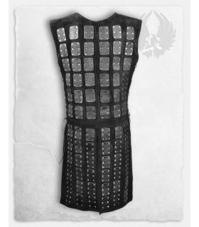 Brigantina Osric schwarzes Leder