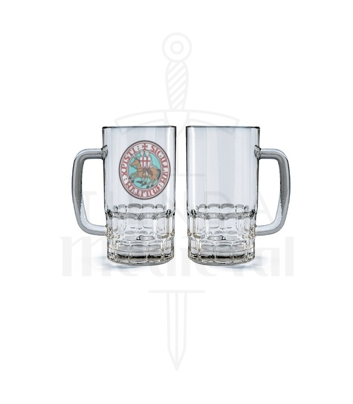 Jarra de Cerveza de los Templarios