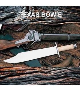 Cuchillo Texas Bowie