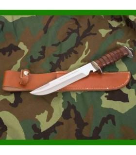 Cuchillo E.G. Waterman Americano 2ª Guerra Mundial