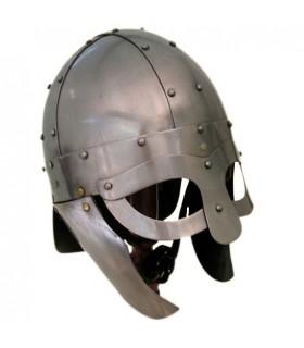 Casco Vikingo con Antifaz y protecciones