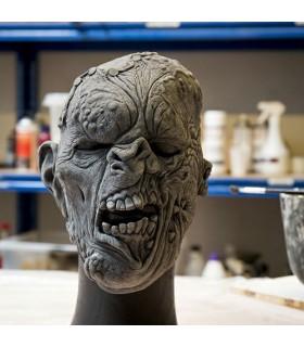 Máscara Cabeza Humana Mutante (59-61 cms.)